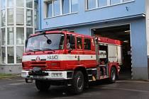 Současná požární stanice v Přerově, která už překonala svou dobu.