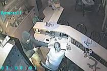 Přepadení Alfa baru v Přerově