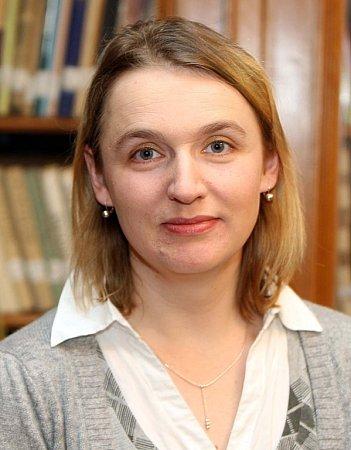Helena Kovářová komeniolog