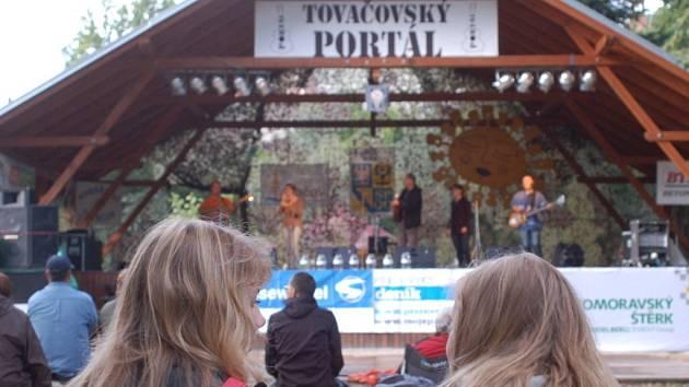 Festival Tovačovský portál