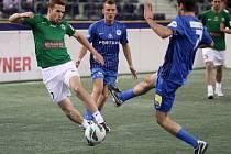 Filip Novák u míče