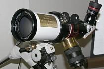 Sluneční dalekohled pro přerovskou hvězdárnu