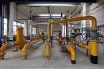 Podzemní zásobník plynu v Lobodicích u Přerova