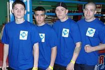 Kickboxeři KBC Přerov
