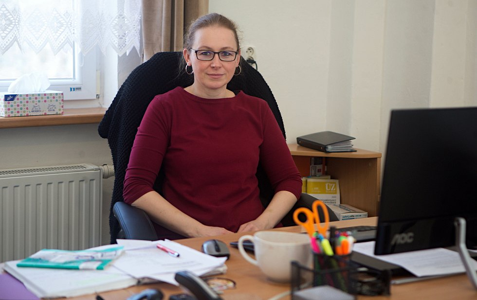 Starostka Kokor Jana Habáňová