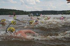 Ploutvoví plavci Skorpenu Přerov bodují na MČR v dálkovém ploutvovém plavání.