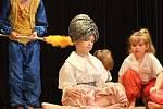 Vystoupení mateřské školky
