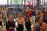 Slavnostní otevření Galerie Přerov
