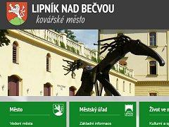 Oficiální web Lipníku nad Bečvou