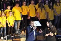 Vánoční koncert Pavla Nováka v Městském domě v Přerově
