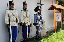 Připomenutí památné prusko-rakouské bitvy u Tovačova v roce 1866. Ilustrační foto.