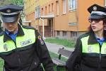 Městská policie Přerov. Ilustrační foto