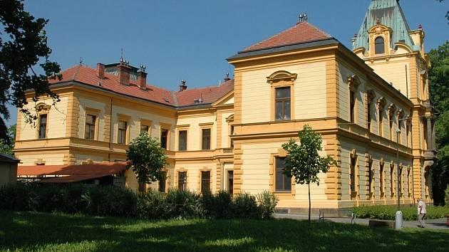 Domov Alfreda Skeneho v Pavlovicích u Přerova