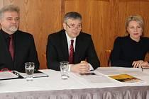 Čtyři zastupitelé uskupení Za prosperitu Přerova a jeho místních částí se rozhodli pro změnu - stali se součástí hnutí Trikolóra Václava Klause ml. Svůj záměr oznámili na tiskové konferenci.