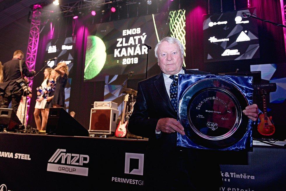 Zlatý kanár 2019 v Přerově.