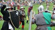 Středověké Dobývání Moravské brány ve Veselíčku