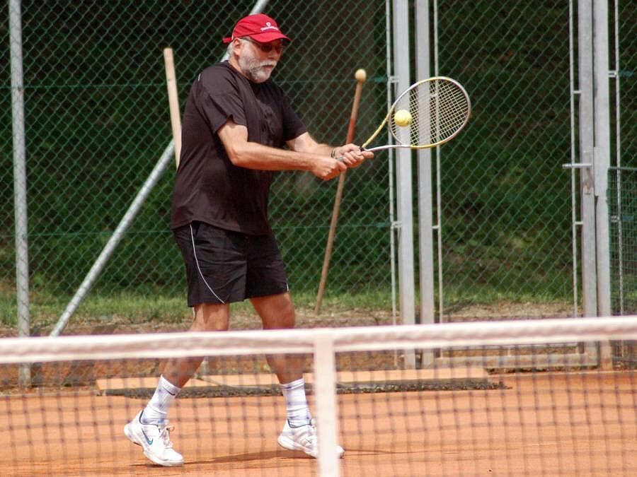 Klání pro absolventy Tenisové akademie Petra Huťky