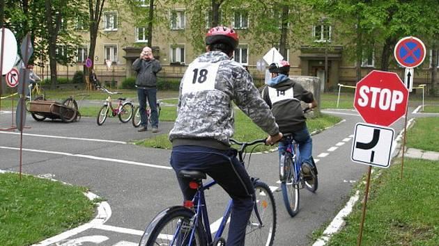 Dopravní soutěž v Přerově