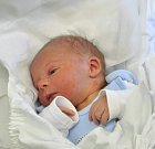 Sebastian Košár, Přerov, narozený dne 24. prosince 2017 v Přerově, míra 51 cm, váha 3578 g