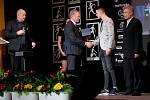 Vyhlášení Sportovce Olomouckého kraje za rok 2019 v Městském domě v Přerově.  Nejlepší juniorský kolektiv - TK AGROFERT Prostějov