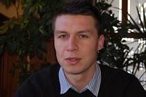 David Tala, mluvčí Exekutorského úřadu Tomáše Vrány