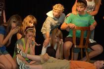 Filmový a muzikálový workshop v Domaželicích