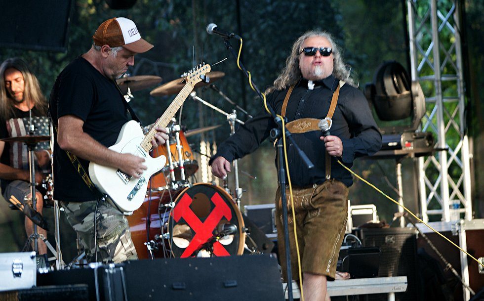 Hippie fest v Přerově