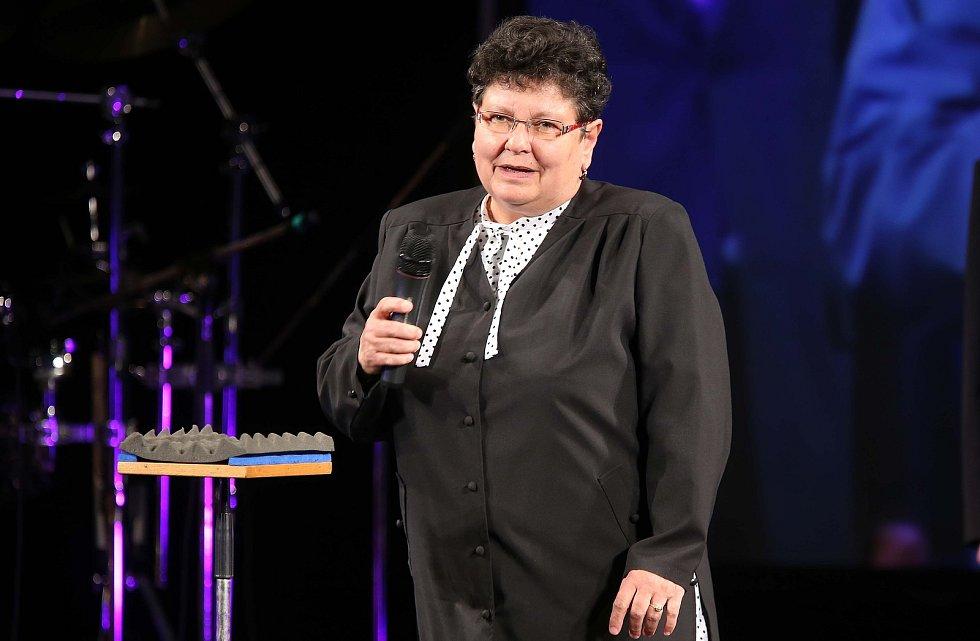 Jarmila Vítoslavská z Troubek získala v roce 2014 Cenu Olomouckého kraje v oblasti kultury - a to za výjimečný počin v oblasti tradiční lidové kultury