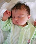 Magdaléna Plchová, Přerov, narozena 8. května 2012 ve Přerově, míra 49 cm, váha 3 280 g