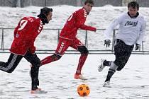 Zimní příprava: MFK Vyškov - Kozlovice