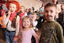 Karneval v Kovalovicích u Kojetína