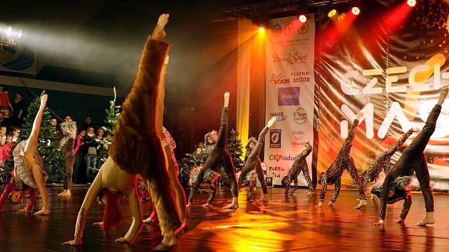 Czech Dance Masters v Přerově.  Ilustrační foto