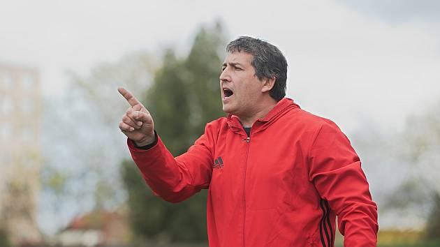 Asistent trenéra Pavel Koral