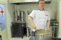Šéfkuchař Tomáš Avrat