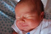 Tobiášek Holec, Křtomil, narozen 20. června 2011 v Přerově, míra 48 cm, váha 3 280 g