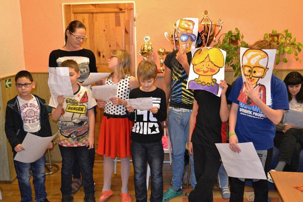 Děti z dětského domova měly z dárků, které jim darovali Přerované, obrovskou radost.