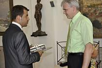 Fasáda roku 2012 v Přerově - předávání ocenění