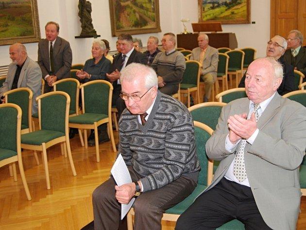Slavnostní akce k stoletému výročí Klubu českých turistů v Přerově se udála 10. prosince v Městském domě v Přerově.