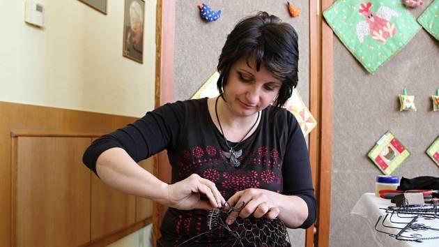 Drátenice Hana Rajnošková