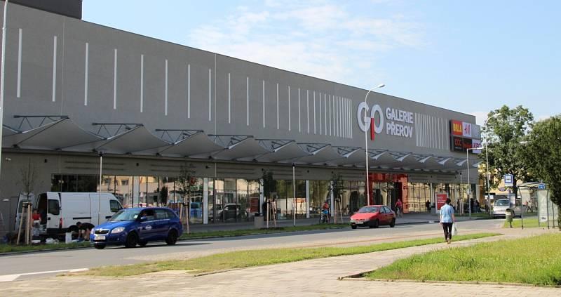Nákupní Galerie Přerov otevřela v srpnu 2016