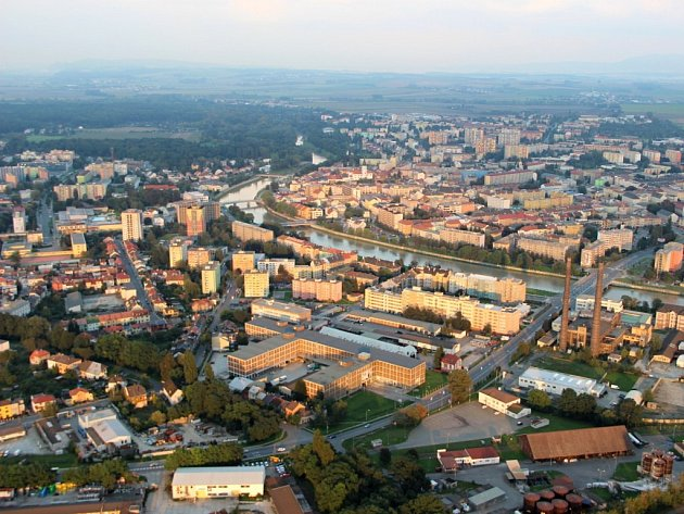 Město Přerov. Ilustrační foto