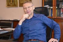 Primátor Přerova Petr Měřínský (ANO).