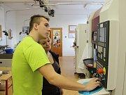 Střední škola technická Kouřílkova v Přerově nabízí studentům celou škálu oborů