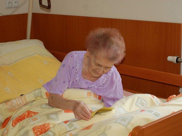Domov pro seniory v Přerově. Ilustrační foto