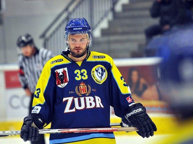 Marek Ditrich, útočník HC ZUBR Přerov