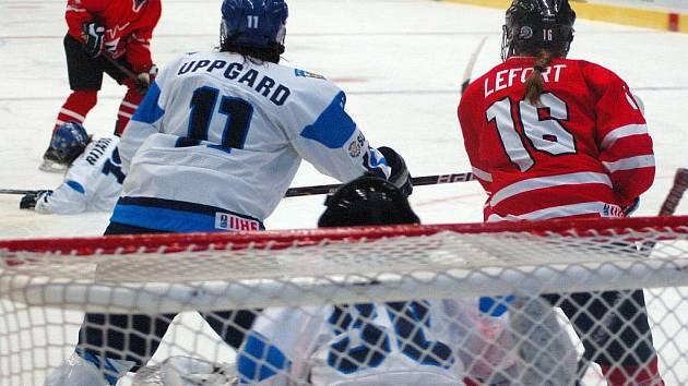 Hokejové MS žen do 18 let v Přerově