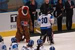 Hokejové MS žen do 18 let v Přerově - Finsko vs. Kanada