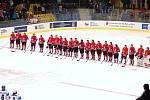 Hokejové MS žen do 18 let v Přerově - Tým Kanady