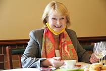 Přerovská senátorka Jitka Seitlová (KDU-ČSL) oznámila opětovnou kandidaturu do Senátu. Kromě lidovců ji podpoří také STAN, TOP 09 a Zelení