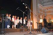 Vánoční koncert Dětského pěveckého sboru Vocantes v Městském domě v Přerově